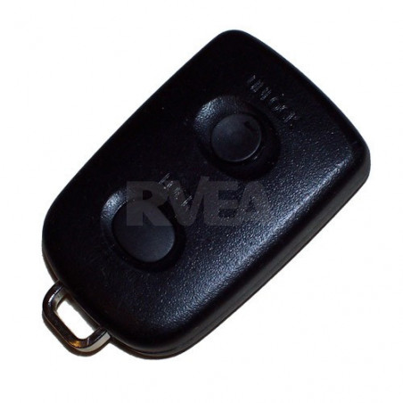 Boitier de clé 2 boutons Subaru Justy