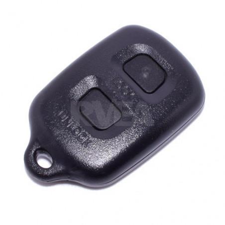 Coque télécommande 2 boutons pour Lexus