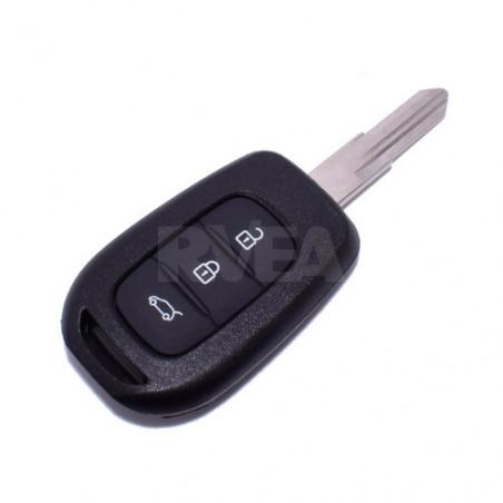 Plip de clé 3 boutons Renault Twingo