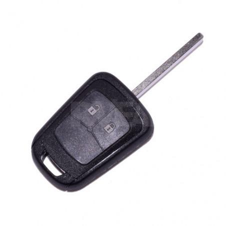 Boitier de clé 2 boutons Chevrolet Aveo
