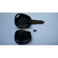 Coque de clé 1 bouton pour Renault