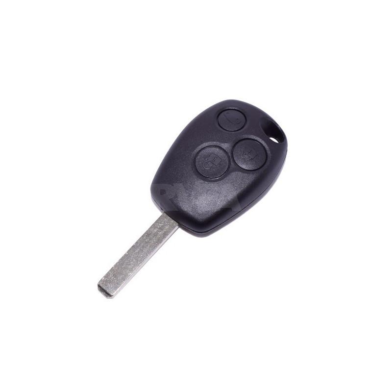 Télécommande 3 boutons Dacia Logan, Duster