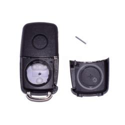 Coque de clé 3 boutons Volkswagen Bora, Golf, T5