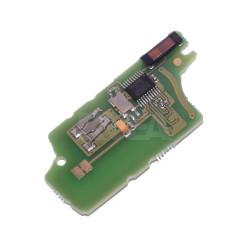 Electronique pour plip de clé 2 boutons Citroën C3, C8, Berlingo, Jumpy