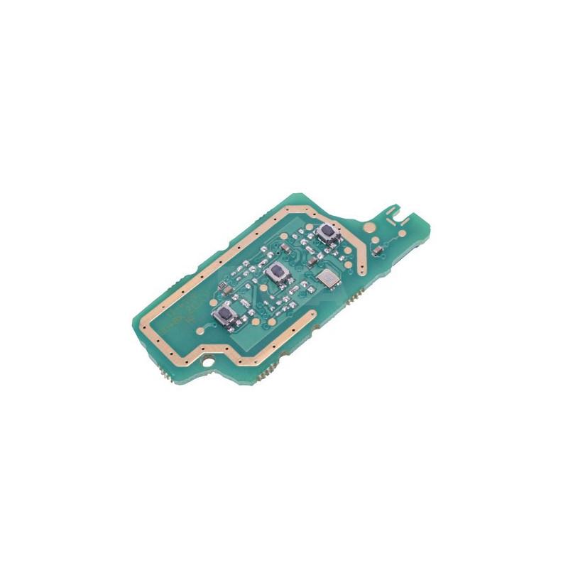 Electronique pour plip de clé 3 boutons Peugeot 307 SW