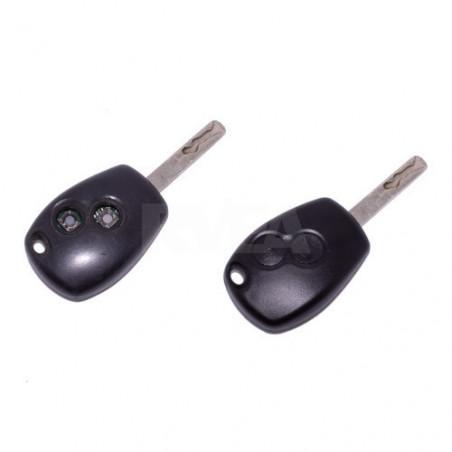 Remplacement bouton et coque de clé automobile
