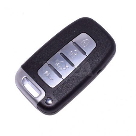Coque de clé 4 boutons Hyundai IX20, IX35