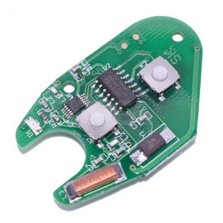 Electronique pour Plip de clé Renault Kangoo, Master, Trafic