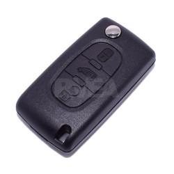 Plip de clé 3 boutons Fiat Scudo CE0536