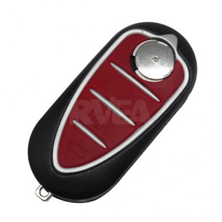 Clé avec électronique 3 boutons Alfa Romeo Mito