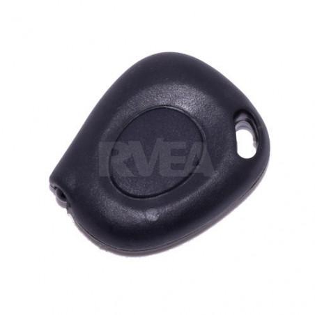 Coque de clé 1 bouton avec électronique Renault Megane 1, Scenic 1