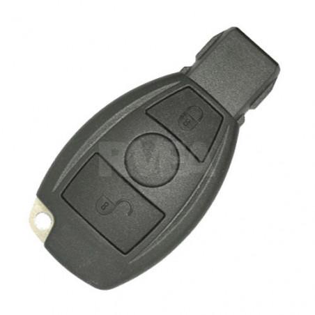 Coque de clé 2 boutons Mercedes Classe A