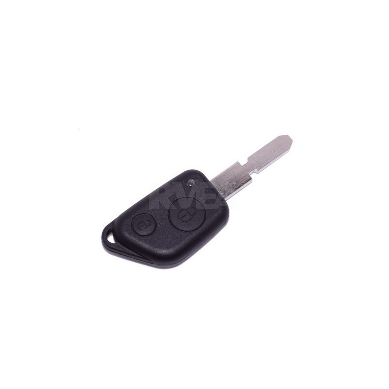 Boitier télécommande 2 boutons Peugeot 406 Infrarouge