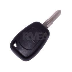 Plip de clé 2 boutons Nissan Interstar, Primastar