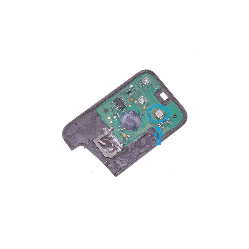 Résonateur EPCOS R727 433.92Mhz pour télécommande Automobile