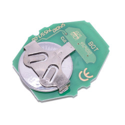Plip de clé 3 boutons avec électronique BMW Serie 3, 5