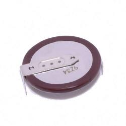 Pile bouton rechargeable VL2020 180° pour clé Mini