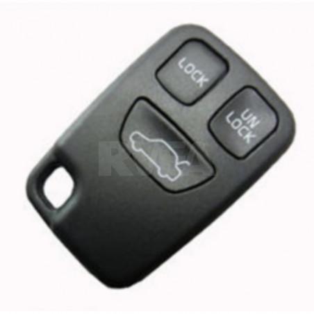 Coque télécommande 3 boutons pour Volvo