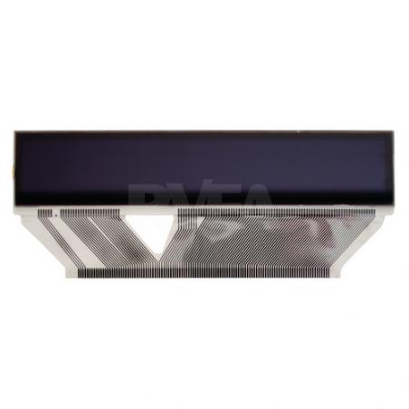 LCD multifonction pour afficheur central Saab 9.3, 9.5 nappe grise