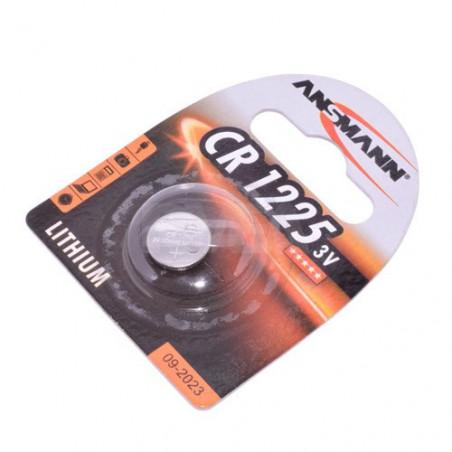 Pile bouton CR1225 lithium 3V