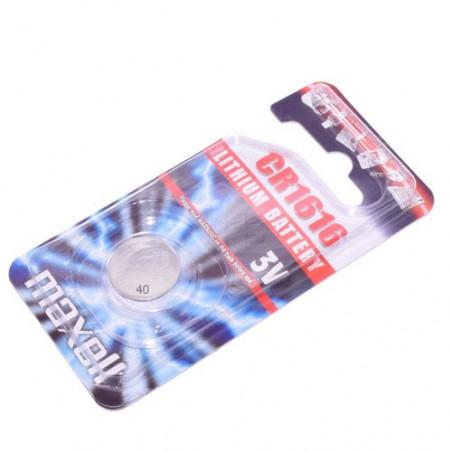 Pile bouton CR1616 lithium 3V