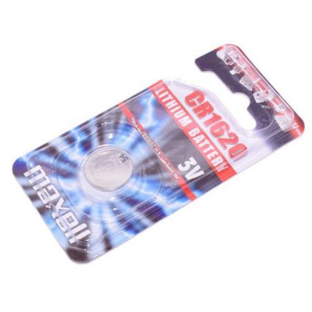 Pile bouton CR1620