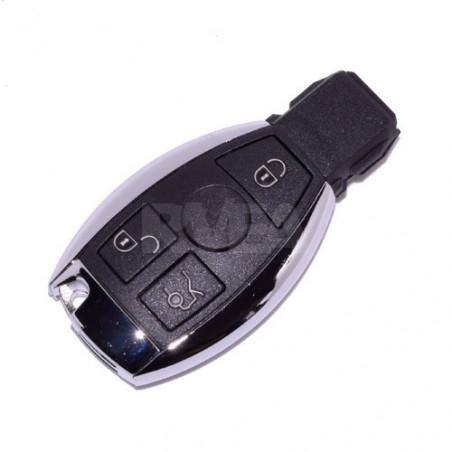Coque de clé 3 boutons Mercedes Classe A, B, C, E, G, S