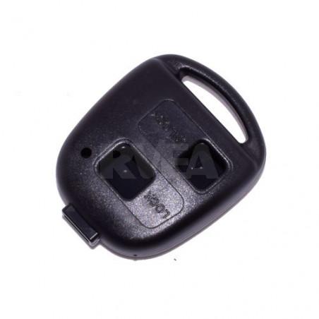 Coque de clé 2 boutons adaptable pour tous modèles de clé Toyota