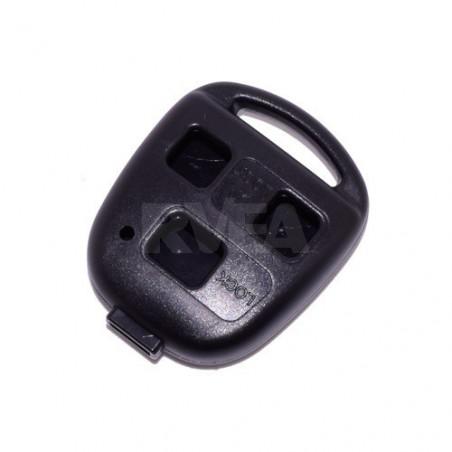 Plip de clé 3 boutons adaptable pour tous modèles de clé Toyota