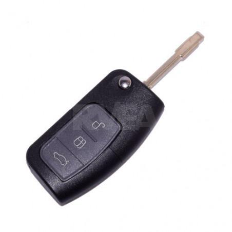 Coque de clé 3 boutons Ford C-Max, Fiesta, Focus