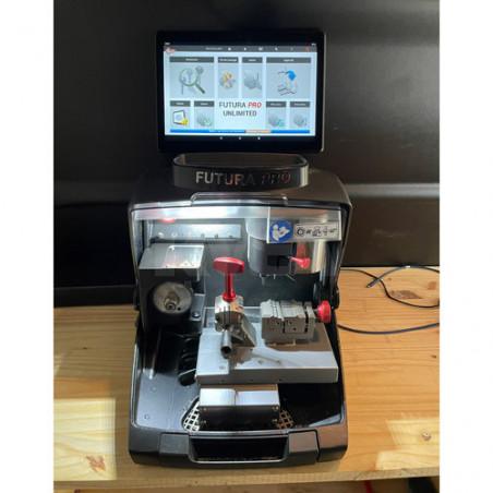 Machine à reproduire les clés Silca Futura Pro