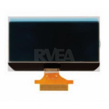 Ecran LCD pour tableau de bord pour Fiat