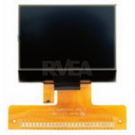 Ecran LCD pour tableau de bord pour Skoda