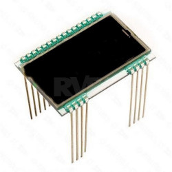 Ecran LCD pour tableau de bord pour Lancia
